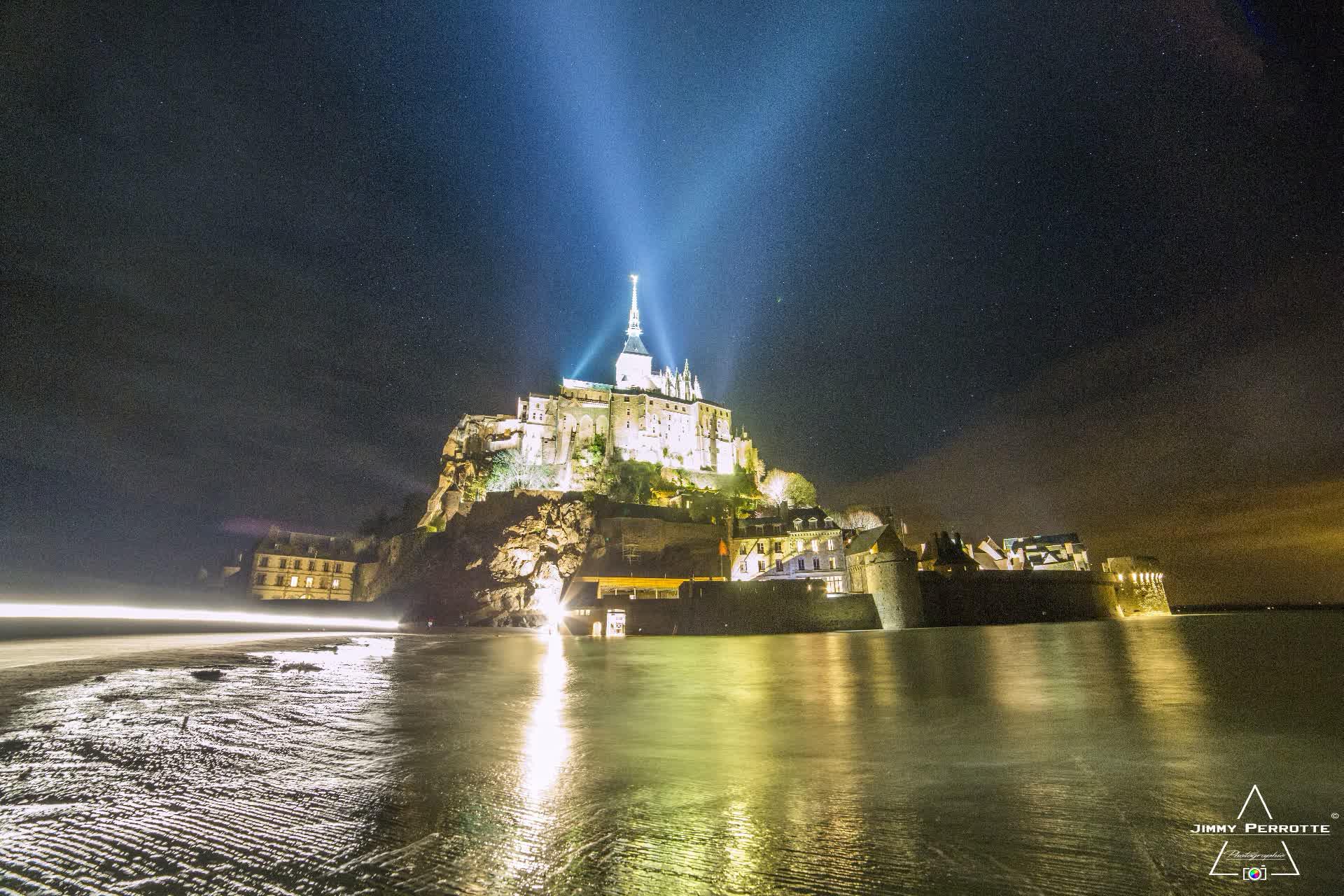 Mont-Saint-Michel / Normandie
