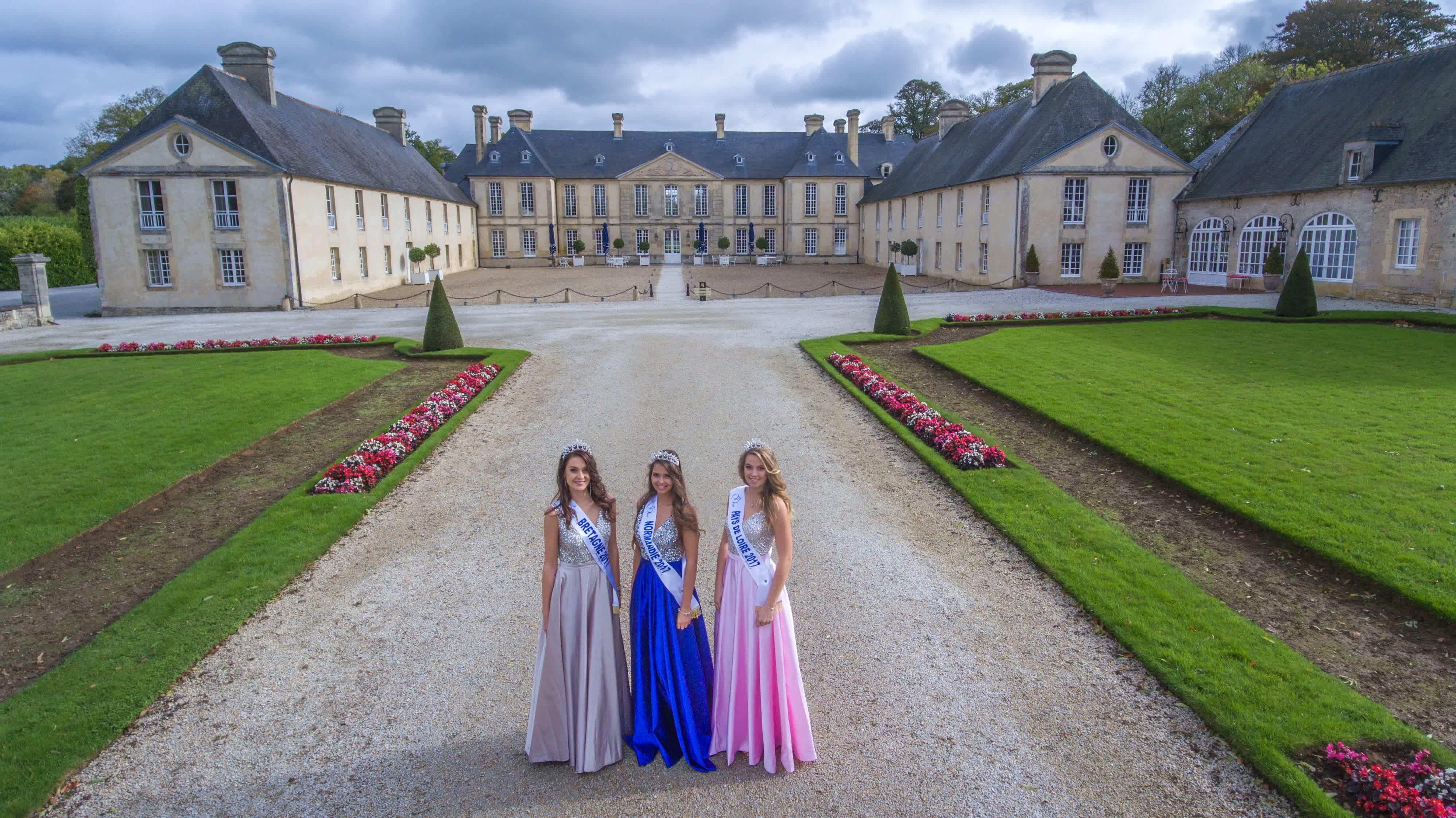 Vidéo - Miss de l'Ouest pour Miss France