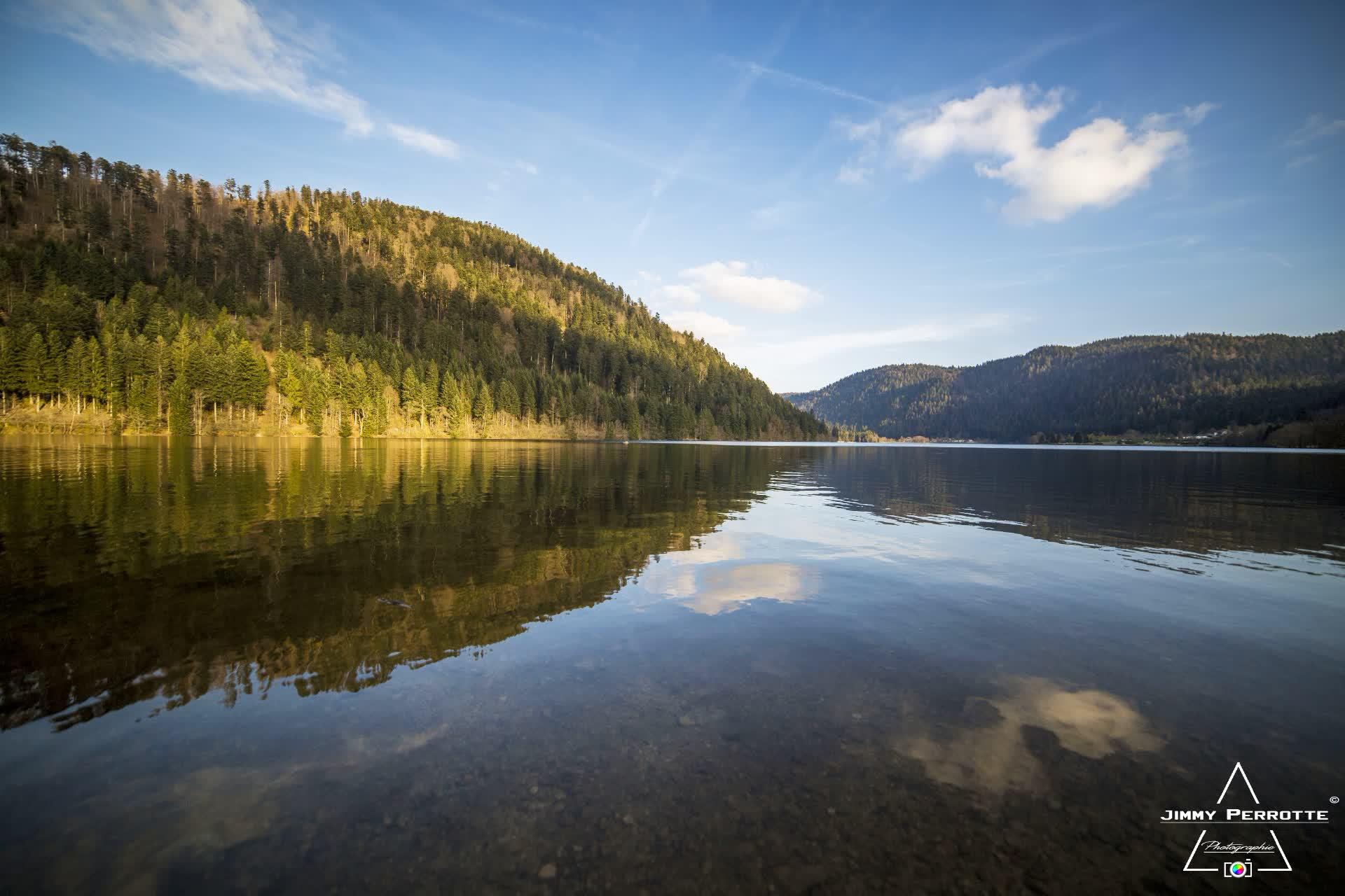 Lac-de-longemer / Vosges